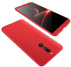 Hurtel 360 Protection Full Body Cover For Huawei Mate 10 Lite Red