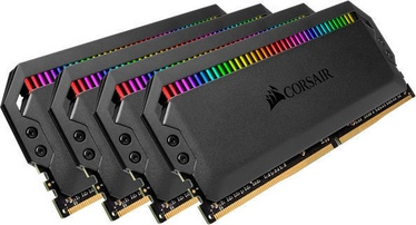 Corsair Dominator Platinum RGB 32GB 3466MHz CL16 DDR4 KIT OF 4 CMT32GX4M4C3466C16