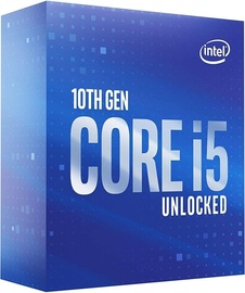 Procesors Intel® Core™ i5-10600KF 4.1GHz 12MB BX8070110600KF