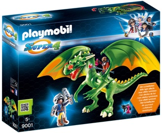 Playmobil Super4 Kingsland Dragon With Alex 9001
