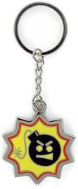 Atslēgu piekariņš Serious Sam Bomb Logo Keychain