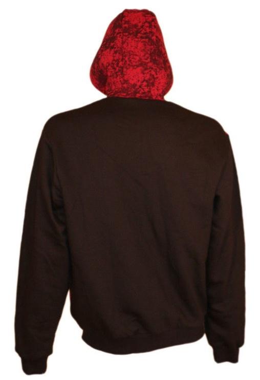 Пиджак Bars Mens Training Jacket Black/Red M