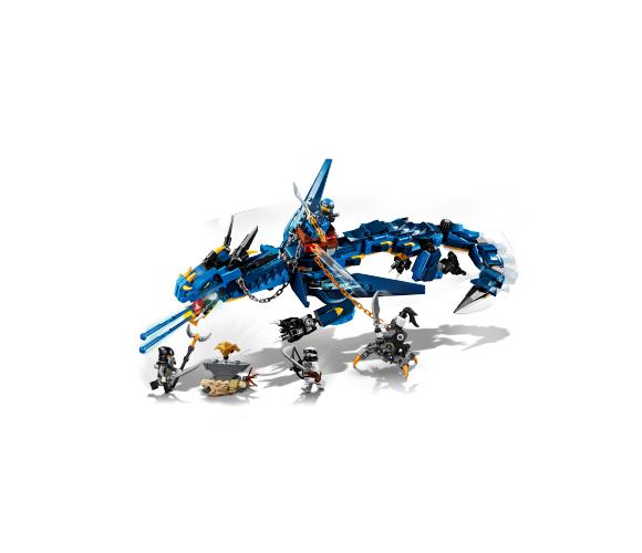 Konstruktor LEGO Ninjago Stormbringer 70652