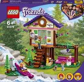 Конструктор LEGO Friends Forest House 41679, 326 шт.