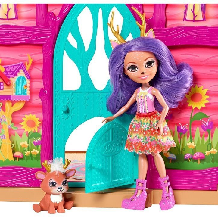 Mattel EnchanTimals Cozy Deer House FRH50