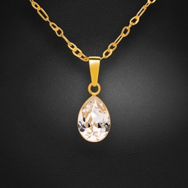 Diamond Sky Pendant Crystal Drop With Crystals From Swarovski
