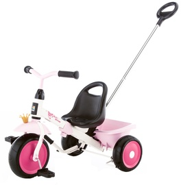 Kettler Happytrike Princess White/Pink