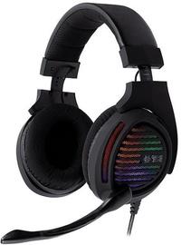 Ausinės Tracer GameZone Aligator RGB Black
