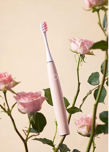 Электрическая зубная щетка Oclean Air 2, розовый