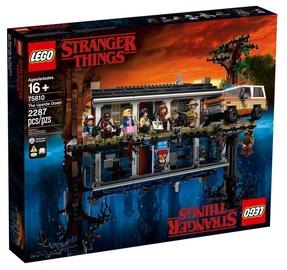 Konstruktorius LEGO®Stranger Things 75810 Aukštyn kojom