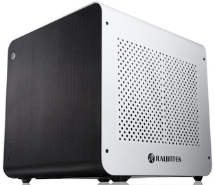 Raijintek Case METIS EVO AL Mini-ITX White