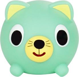 Žaislinė figūrėlė Jabber Ball Cat Green