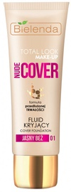 Bielenda Total Look Covering Fluid Nude Cover 30ml 01