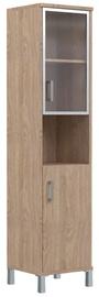 Skyland Office Cabinet B 431.9 Right Devon Oak