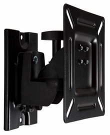 "Televizoriaus laikiklis 4World Wall Mount For LCD 15 - 22"" Black"