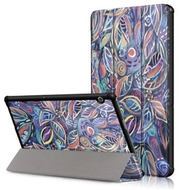 "TakeMe Book Case With Stand For Huawei MediaPad T5 10"" Multi-Color"