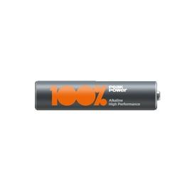 Elementai Peakpower Alkaline AA/LR06, 4 vnt.