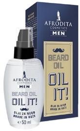 Afrodita Men Beard Oil For All Beard Types 50ml
