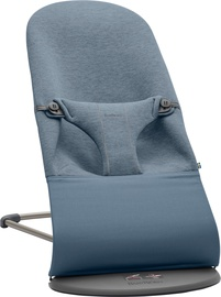 BabyBjorn Bouncer Bliss Dove Blue 3D Jersey