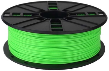 Gembird PLA Filament 1.75mm 1kg Fluorescent Green