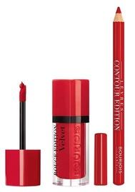 BOURJOIS Paris Rouge Edition Velvet 7.7ml 3 + Contour Lip Liner 1.14g 6