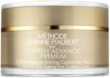 Jeanne Piaubert Suprem'advance Premium Anti Ageing Eye Contour Care Cream 15ml