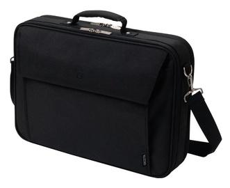 """Dicota Notebook Bag For 15-17.3"""" Black"""