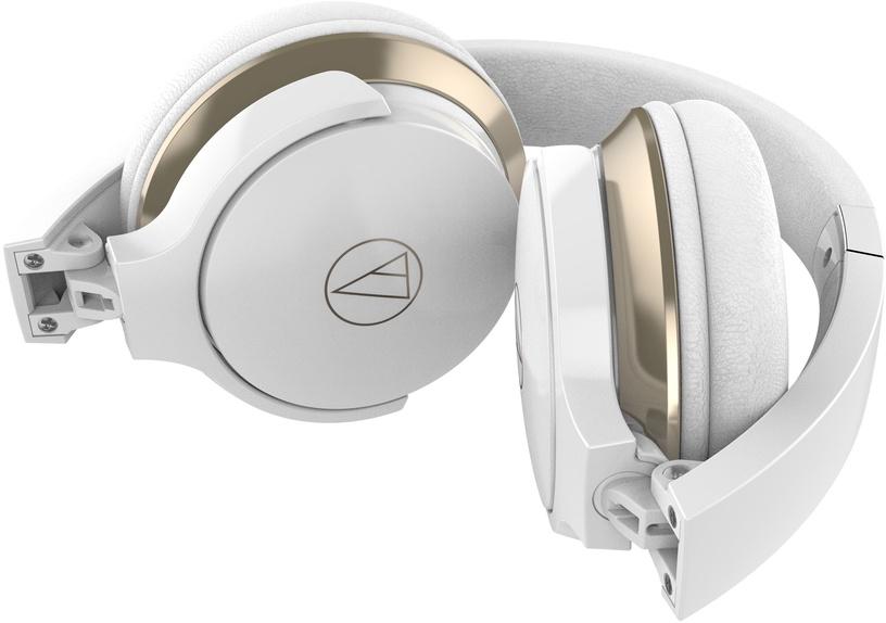 Ausinės Audio-Technica ATH-AR3BTWH White, belaidės