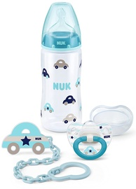 NUK First Choice Collection Best Wishes Set Blue SL85