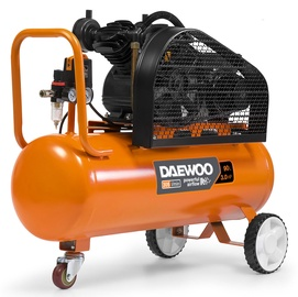 Daewoo DAC 90B Air Compressor Orange