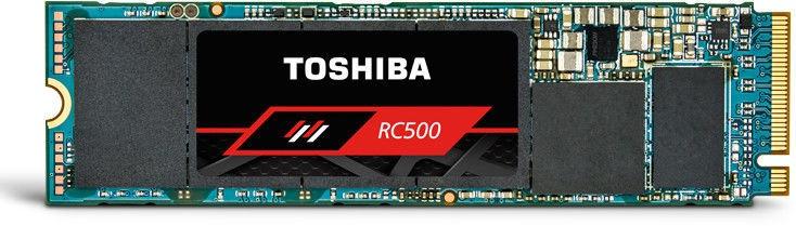 Toshiba RC500 250GB M.2 NVMe