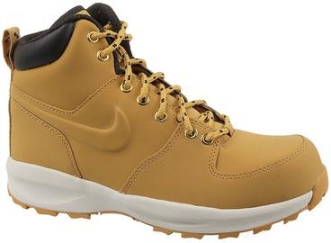 Nike Manoa Lth Gs AJ1280-700 Brown 37.5