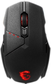 MSI Clutch GM70 Gaming Mouse Black