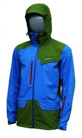 Pinguin Freeride Jacket Green Blue L