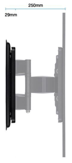 "TV hoidik Multibrackets, 26-55"", 40 kg"