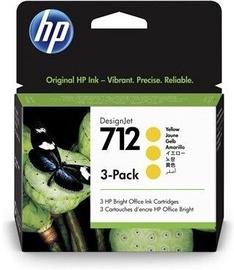 Кассета для принтера HP 3ED79A, желтый, 29 мл