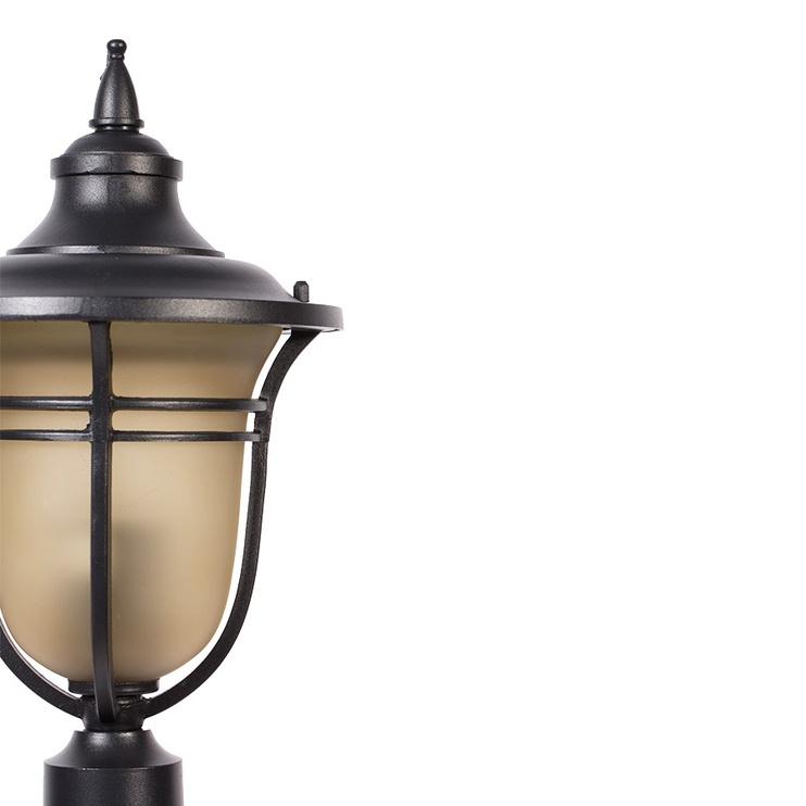 Domoletti 004-PS Garden Light 60W Matt Black