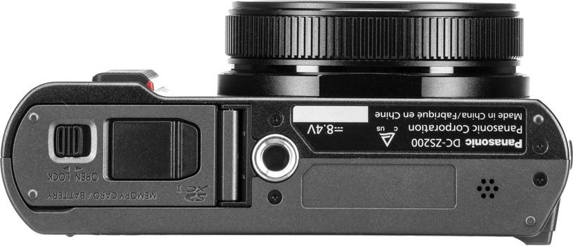 Panasonic Lumix DC-TZ200 Silver