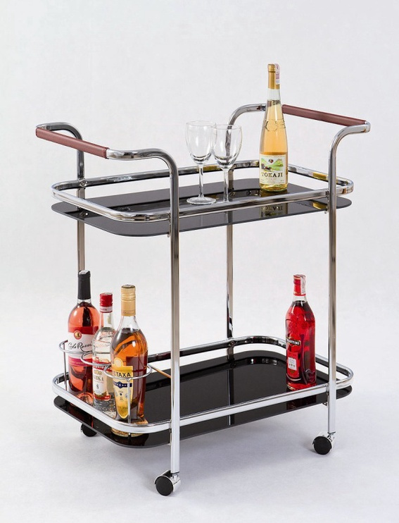 Halmar Bar Table Bar7 Black