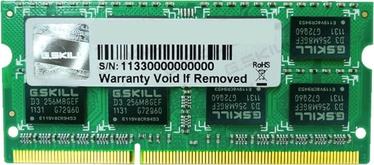 Operatīvā atmiņa (RAM) G.SKILL FA-8500CL7S-4GBSQ DDR3 4 GB
