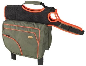 Karlie Flamingo Dog Backpack L 32x27cm Green