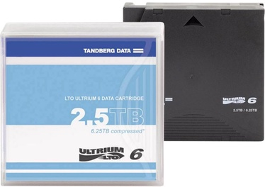 Tandberg Data Cartridge LTO-6 2.5/6.25 TB