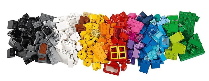 Конструктор LEGO Classic Bricks And Houses 11008 11008, 270 шт.