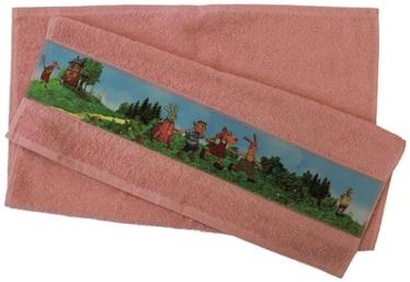 Lotte Towel 50x70cm 4 Rose