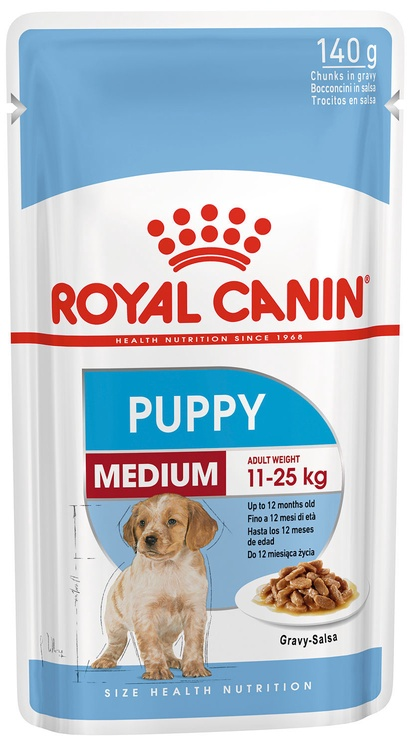 Royal Canin SHN Medium Puppy Wet 140g 10pcs
