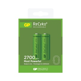 Akumulators GP Recyko 2700mAh(R6)