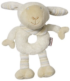 BabyFehn Soft Ring Rattle Sheep 154429