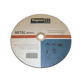 Lõikeketas Vagner SDH 200.14, 230x2,0x22 mm, metall