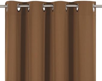 Öökardin Tuckano Liquorice, pruun, 1400x2500 mm