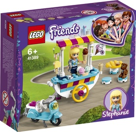 Konstruktorius LEGO Friends Ice Cream Cart 41389